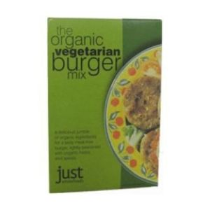 Just Wholefoods Burger Mix