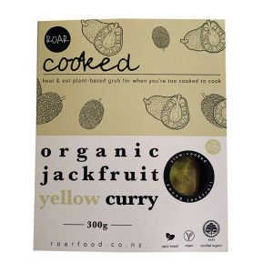 Roar Organic Jackfruit Yellow Curry