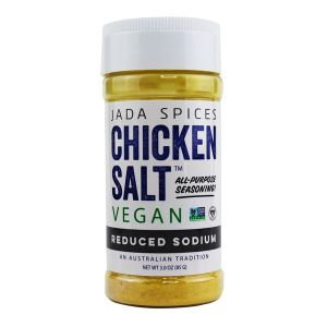 Jada Spices Vegan Chicken Salt - Reduced Sodium