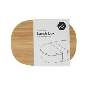 Nil Stainless Steel Lunchbox