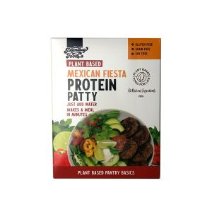 Plantasy Foods Mexican Protein Patty Mix