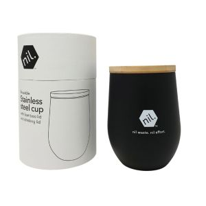Nil Stainless Steel Cup
