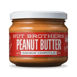 Nut Brothers Peanut Butter & Smokin' Chipotle