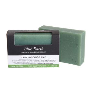 Blue Earth Soap - Olive, Avocado and Lime