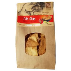 Alamir Pita Chips - Chilli & Lime