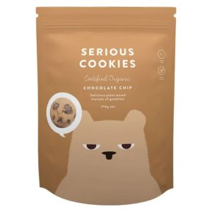 Serious Cookies - Choc Chip