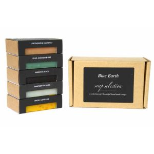 Blue Earth Soap Gift Pack