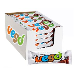 Vego Mini Bars - Case of 30