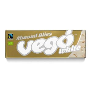 Vego Almond Bliss White Bar