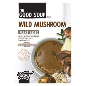The Good Soup - Wild Mushroom