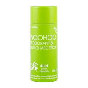 Woohoo Deodorant and Anti-Chafe Stick - Wild